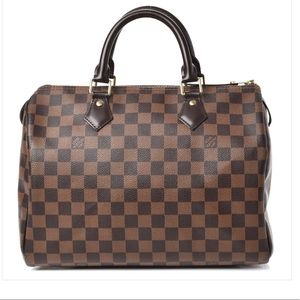 💯 Authentic Louis Vuitton Speedy 30